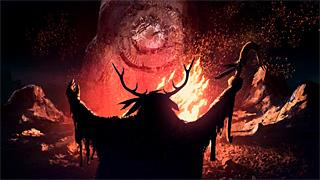 Dean Valentine – A Fire Shall Be Woken
